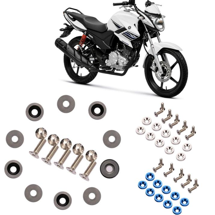 10PCS Car Motorcycle License Plate Frame Bolts 6MM Screws Security Fastener Fits Fender Bars Ignition Cylinder Head Accessory