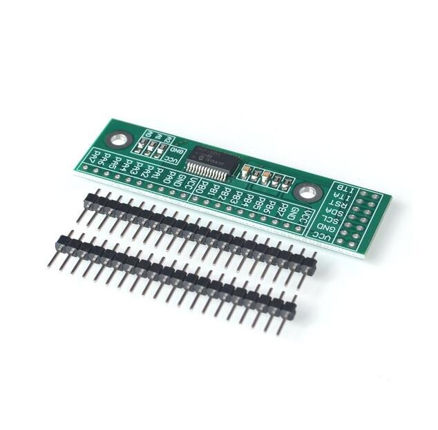 5set I2C Interface 16 IO Expansion Modul IIC Eingang Und Ausgang Expansion Board MCP23017-E/SS Für Arduino