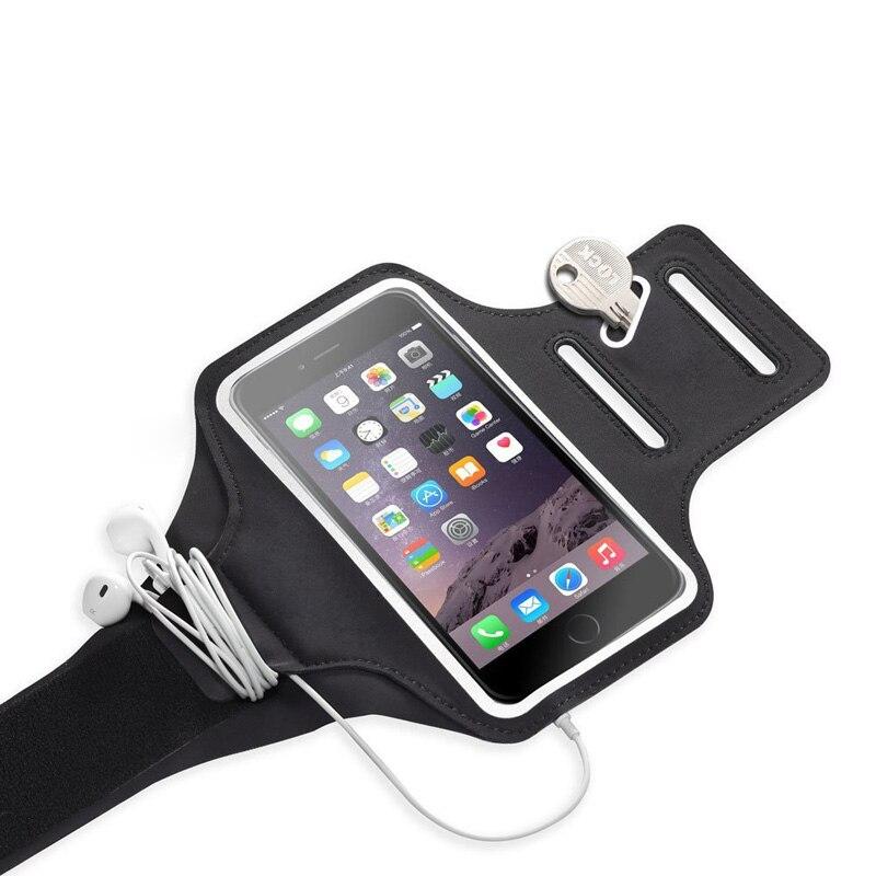 Мобильный руку с лайкрой открытый повязки Бег руку с руку сумка телефон устанавливает фитнес Бег водонепроницаемый ударопрочный
