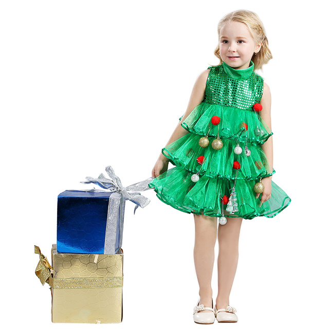022d0889289 Рождественское платье для девочек
