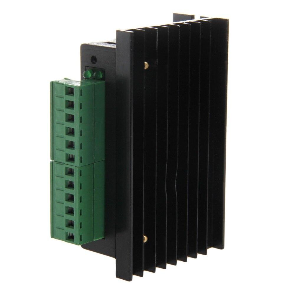 TB6600 одна ось 4A шаговый двигатель драйвер контроллер 9 ~ 42V микро-шаг CNC