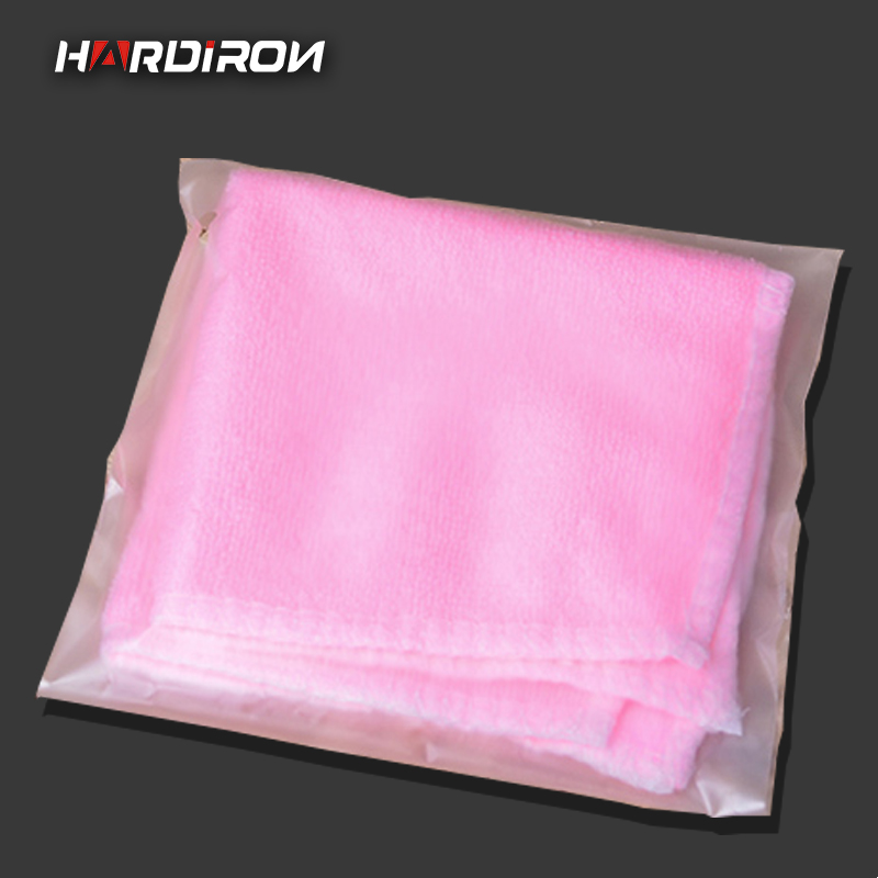 0 07mm 100pcs Matte Clear Pack Bag Reclose Self Adhesive Seal Frosted Frosting Cellophane BOPP Poly Opp Pouch for Clothes Pack in Storage Bags from Home Garden
