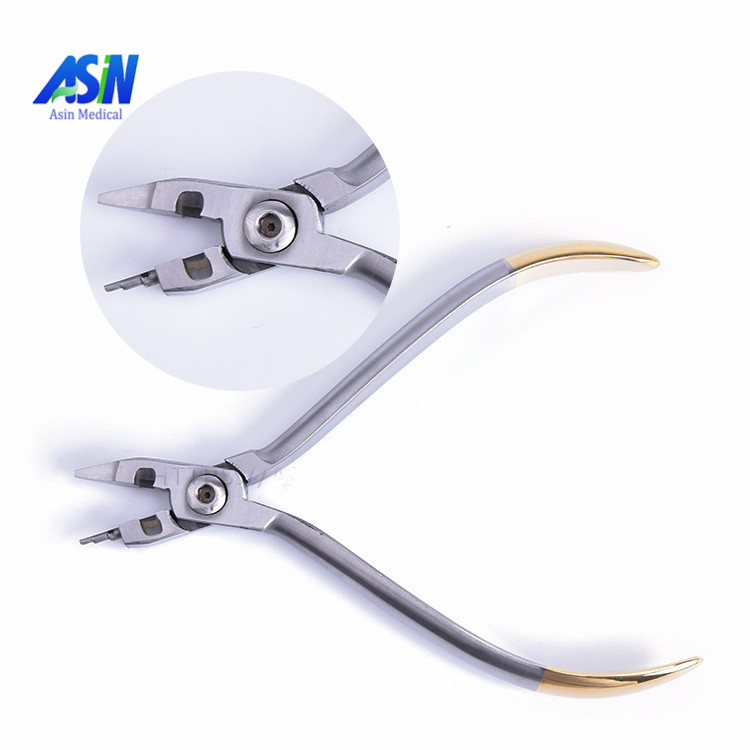 Good Quality KIM dental pliers Dental orthodontic Kim multi curved square wire bending forming pliers Dental tools kim dental pliers dental orthodontic kim multi curved square wire bending forming pliers dental tools