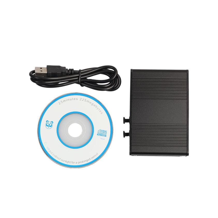 HL 2017 USB внешний S/PDIF оптический звуковая карта канала 5.1 коробка ЦАП аудио для портативных ПК oct17