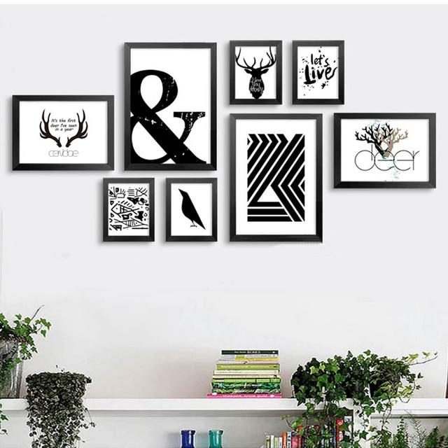 Canvas Art Print Poster Children Wall Decor Bar Office Living Room
