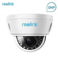 Reolinkกล้องรักษาความปลอดภัย5MP PoE 4x Optical Zoomในตัวช่องเสียบการ์ดSDกลางแจ้งในร่มกล้องIPกันน้ำRLC-422-5MP