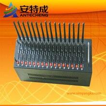 Оптовая с wavecom Q2403 16 Порт (С Аудиоопциям) Смс Модем