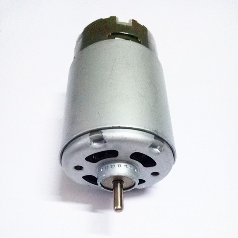 1PC 550 Drive Motor 6V-24V Micro DC Motor 3.175mm Shaft DIY Electric Drill Motor Spare Parts for RC Racing Boat/Car Model