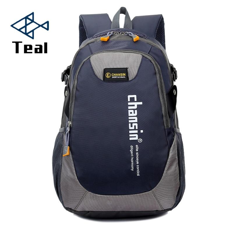 2018 Лидер продаж мужские рюкзаки школьные сумки для мальчиков подростков цепи Оксфорд Водонепроницаемый рюкзак Для мужчин рюкзак Повседнев...