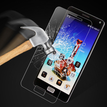 2pcs Glass Lenovo Vibe P1 Screen Protector Tempered for Anti-Scratch Protective Film
