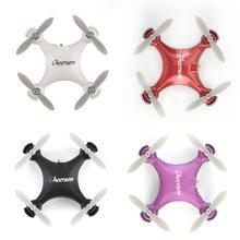 CX-10SE Mini Dron Quadcopter Pocket Drone Remote Control Kid Toy 4CH 3D Flips RC NaNo Helicopter RTF VS H20