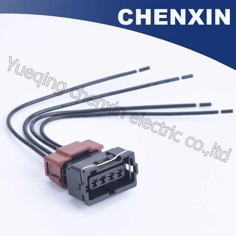 shhworldsea 4 Pin Auto Connector 10378 Female plug For