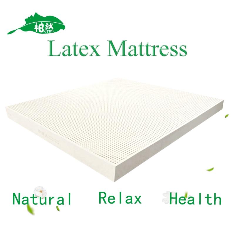 Latex Mattress 100 Natural Standard Size Foam China In Mattresses From Furniture On Aliexpress Alibaba Group