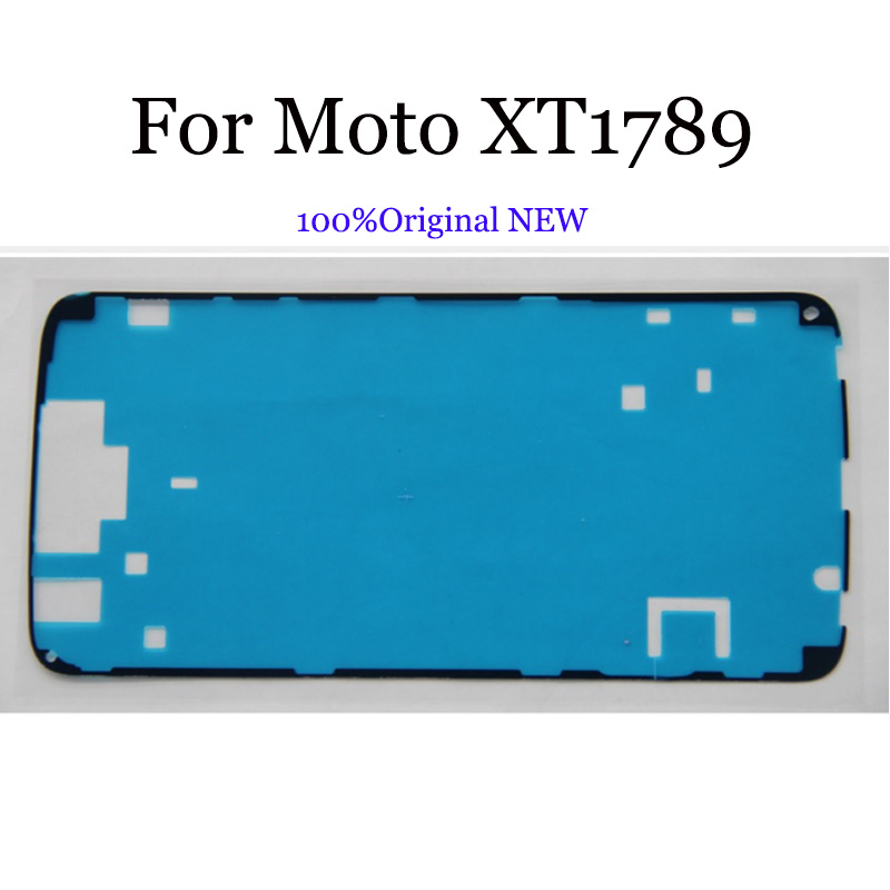 Original New For Moto XT1789 Lcd Screen Back Cover Adhesive Glue For Moto XT 1789 Waterproof Glue