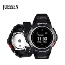 JUESSEN F6 IP68 waterproof GPS smart watch sleep monitors remote camera watches for men outdoor sports SmartWatch