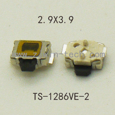 10PCS Mini Button Switch Phone Side Push 3X4MM Micro Button Switch 2Pin SMD used for key/Pad/speak etc 50pcs lot 6x6x7mm 4pin g92 tactile tact push button micro switch direct self reset dip top copper free shipping russia