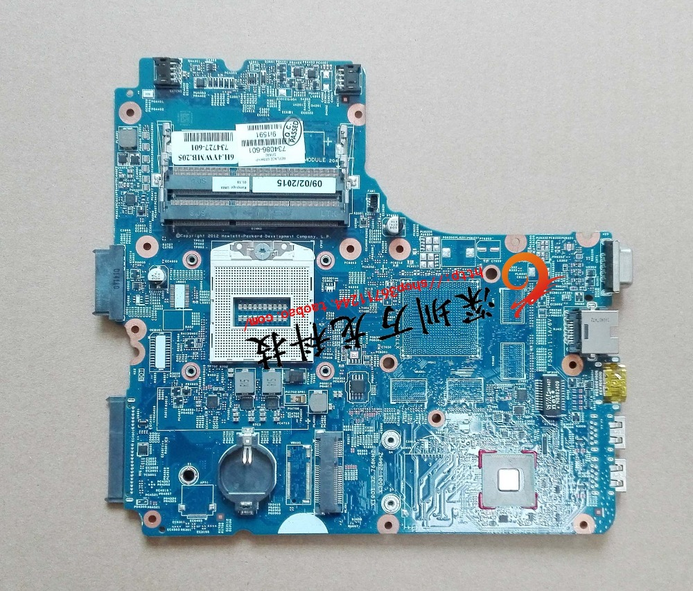 Free Shipping Laptop Motherboard Fit For HP Probook 450 440 G1 734086-001 734086-501 734086-601 100% fully tested free shipping 598667 001 for hp probook 4520s 4720s laptop motherboard integrated 100%tested