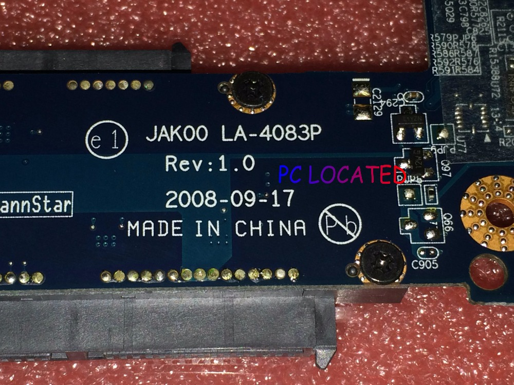 NEW  !! LA-4083P 507169-001 507170-001 FREE SHIPPING LAPTOP MOTHERBOARD FOR HP PAVILION DV7 NOTEBOOK PC COMPARE BEFORE ORDER free shipping ems 48 4st10 031 681999 001 laptop motherboard for hp pavilion dv7 notebook pc