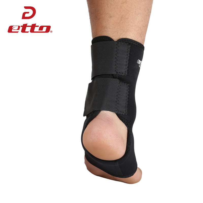 Back To Search Resultssports & Entertainment Ankle Support Adjustable Sports Compression Bandage Brace Strap Fitness Basketball Football Foot Guard Protector Male Female 100% Original Sports Safety