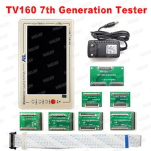Tv-Mainboard-Tester-Tools Tv160 7th Lcd-Display Seven-Adapter-Panels Lvds-To-Hdmi-Converter