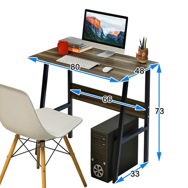 high office desk.  High Simple Desktop Office Desk Computer Simple Dormitory Students Of High  Quality Throughout