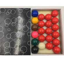 Billiard Balls Set British  Billiards 22piece/set Standard 50.8MM and52.5MM Practice Game Ball Good Quality Durable Crash