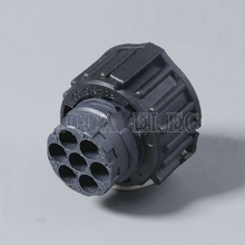 цена на 967650-1 wire connector female cable connector male terminal Terminals 7-pin connector Plugs sockets seal Fuse box