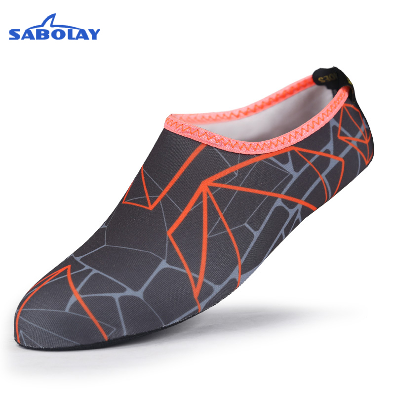 Breathable Comfortable Snorkeling Socks Quick Dry Scuba Boot Shoes Anti-slip Diving Sock Water Sports Beach Socks fins Flexible swimming fins snorkeling diving socks scratch prevent warming quick dry non slip seaside beach shoes new style