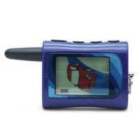 Free Shippin Scher-khan Magicar A 2 Way LCD Remote Car Starter For Sher khan magicar Automatic Function Car Keychain LCD MA