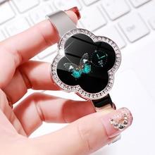 S6 Women Smart Watch Hombre Lady Smartwatch Reloj Blood Pres