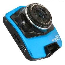 Dewtreetali 2,4 дюймов ЖК-дисплей Экран вождения Регистраторы Видеорегистраторы для автомобилей Ночное видение мини видеокамеры Камера видео регистраторы