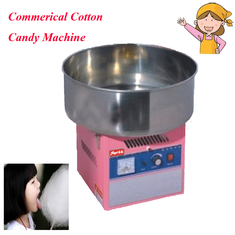 1pc Electric Cotton Candy Machine Commercial Use Cotton Floss Machine with English Instructions FY-M3 5015 12v cooling turbo fan brushless 3d printer parts 2pin for makerbot reprap prusa i3 dc cooler blower 50x50x15mm part plastic