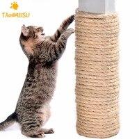 10 M corde de sisal pour chats griffoir jouets faisant DIY bureau pied tabouret chaise jambes reliure corde matériel pour chat aiguiser griffe