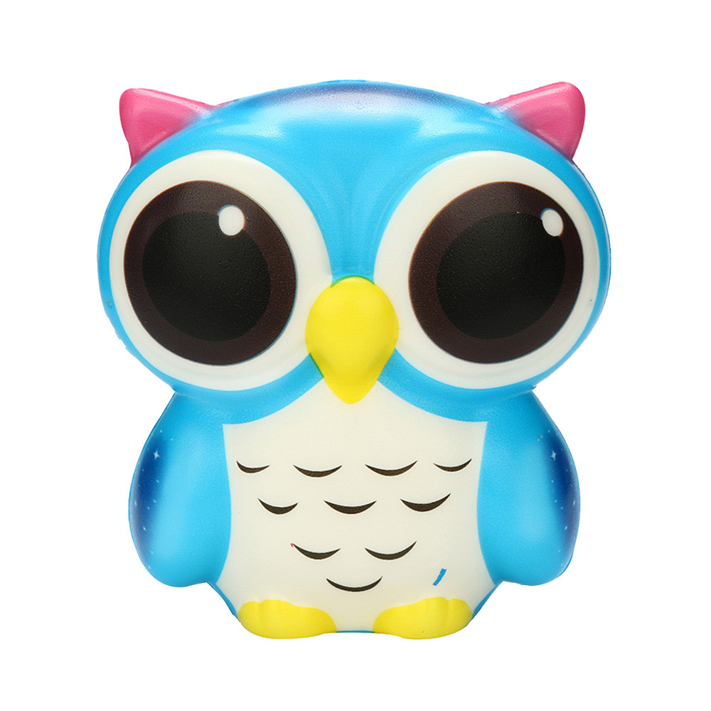 Dongzhur Squishy Slow Rising Toys For Children Kid Adult Anxiety Attention Anti Stress Squeeze Toys Stress Relieves Novelty Toys Stress Relief Toy
