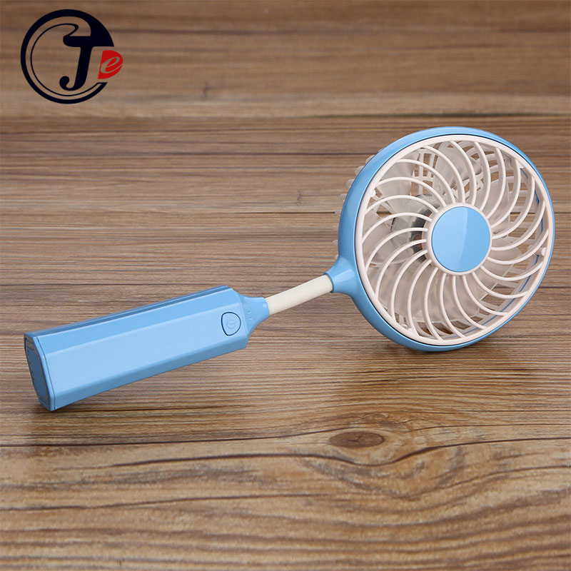 Sport Rechargeable USB Fan Mini Fans with 1200MA Battery Outdoor Air Cooler Conditioning for Home Hand Held Ventilador for Gift hand held usb battery amphibious mini air conditioning fan