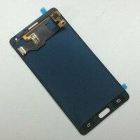 Белый для Samsung Galaxy A7 2015 A700 sm a700f a700h a700k a700l a700fd Сенсорный экран планшета + ЖК дисплей Дисплей Мониторы сборки