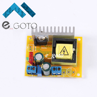 Jtron DC DC 45 390V Single Boost Converter Constant Current Adjustable Output Voltage Power Supply Module