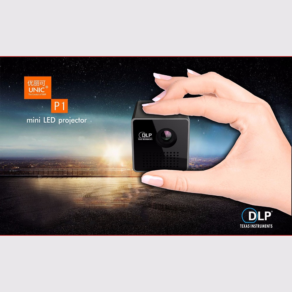 New Arrival 1pcs Multifunction Dlp Protable Wiff Micro