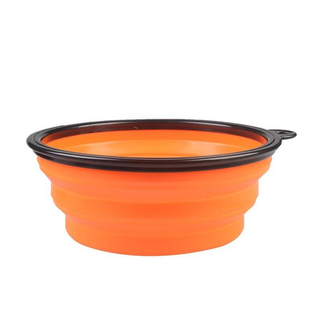 Orange Animal food container 5c64f48690234
