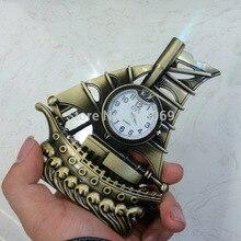 ฟรีshippingFactoryโลหะเบาทดสอบสร้างสรรค์นาฬิกาเครื่องประดับwindproofเบา