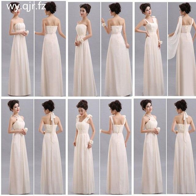 QNZL70X # звезда на шнуровке шифон Персик Фиолетовый Шампанское розовые вечерние платья винного цвета Длинные Оптовая женщин Custom свадебное вечернее платье