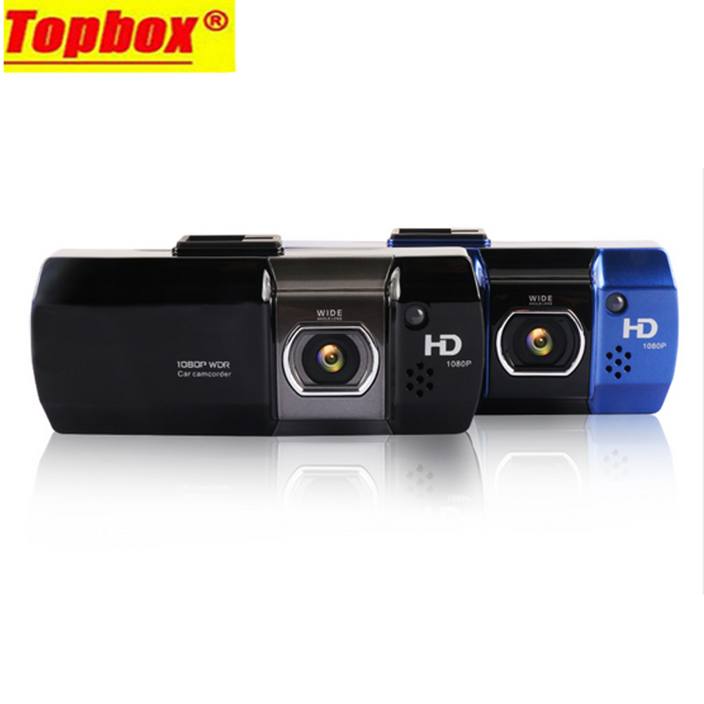 imágenes para Original Novatek 96650 Coches DVR DVRS Full HD 1080 P Grabador de Vídeo Registrator Cámara AT500 HDR g-sensor Noche visión Rociada Leva