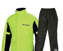 Бесплатная доставка RSR038 мотоцикл плащ плащ спорта на открытом воздухе + брюки езда одежда плащ