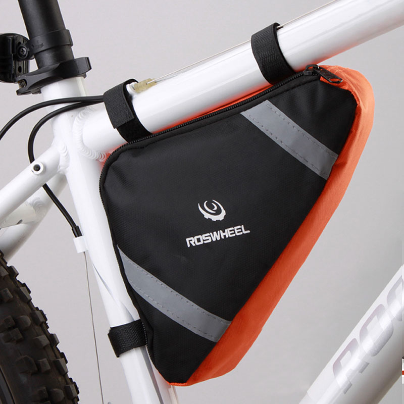 Roswheel Bicycle Frame Triangle Bag Storage Pouch Bags