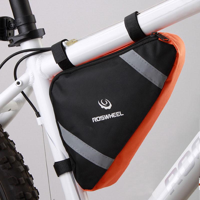 ROSWHEEL Fahrrad Rahmen Dreieck Tasche Aufbewahrungstasche Taschen ...