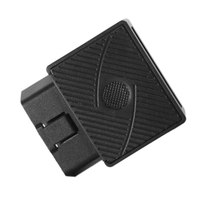 New Mini OBD GPS Vehicle Tracker GPS+GSM+SMS/GPRS OBDII Car Automobile Tracking Device Plug and Play with Software & APP