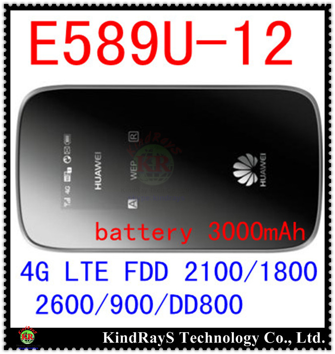 Unlocked Huawei E589 E589u-12 LTE 4g wifi router Hotspot 4g FDD 2100/1800/2600/900/DD800 pk e5577 e5377 mf90 mf91 e5756 e5776 unlocked huawei e3372 e3372s m150 2 4g lte cat4 usb stick modem broadband hotspot support lte fdd 800 900 1800 2100 2600mhz