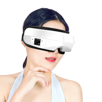 Eyes SPA Electric Wireless Bluetooth Eye Massager Air Pressure Music Eye SPA Glasses Head Stress Relief Eyes Care Device