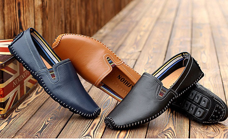 HN 930 (2) men casual loafers