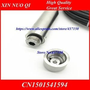 Image 2 - Transmisor de nivel de combustible líquido, transmisor de nivel integrado de silicona difusa, sensor de nivel de líquido, salida RS485 de 4 20mA